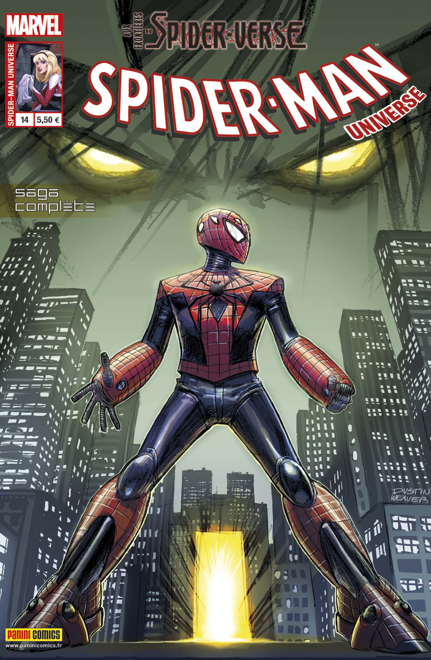 Spider Man Universe - 14 Tomes