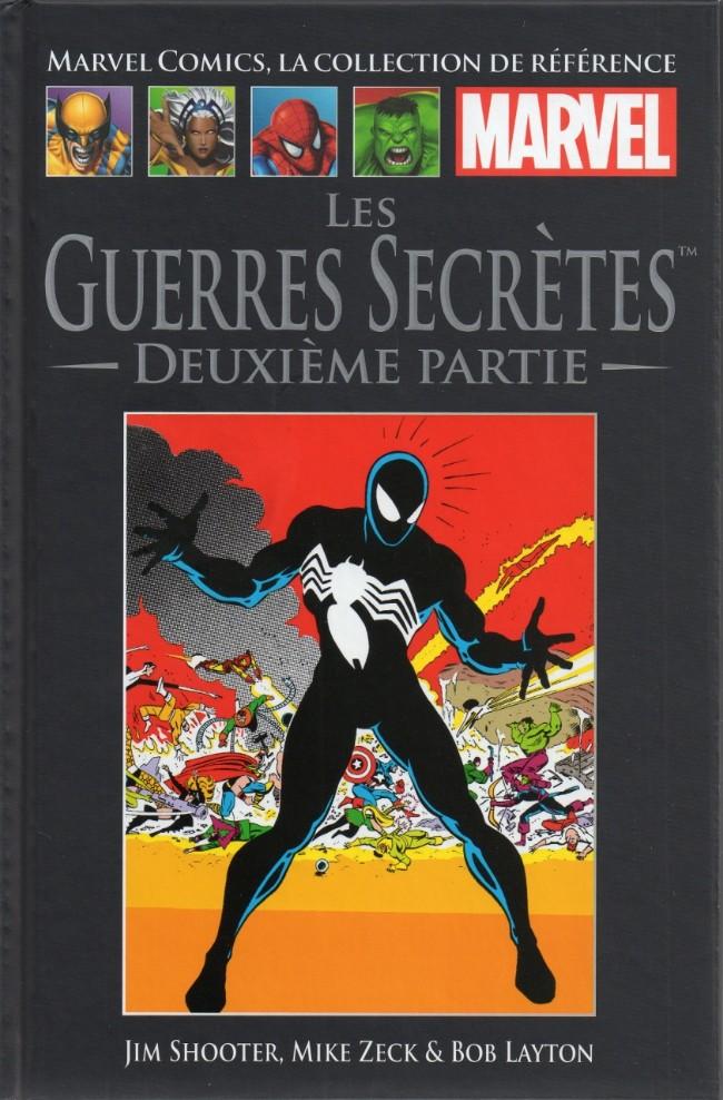 Tome 08: Les Guerres Secrètes (2)