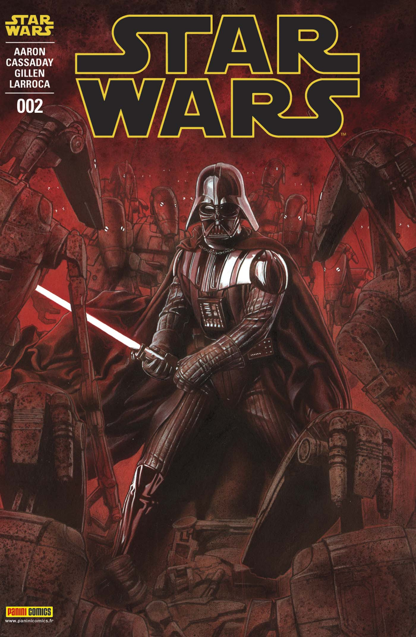 STAR WARS 2 (Couv A)