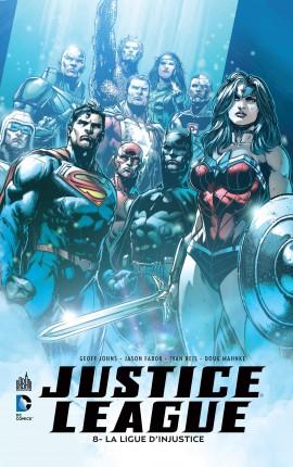 Justice League Tome 8