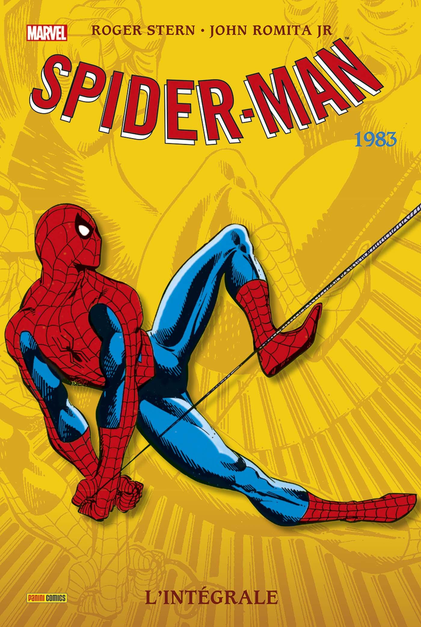 Spider-Man : L'intégrale 1983