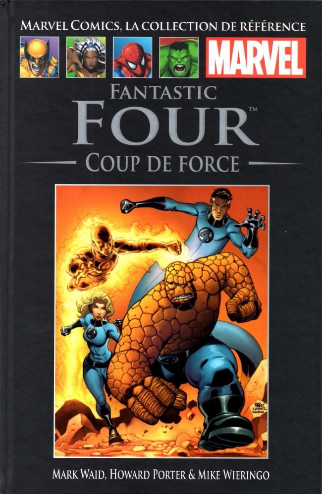 Tome 33 Fantastic Four : Coup de force