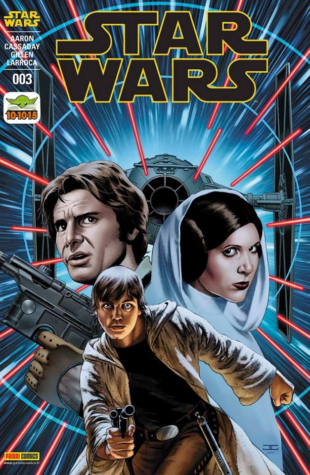 STAR WARS 3 (Couv. A)