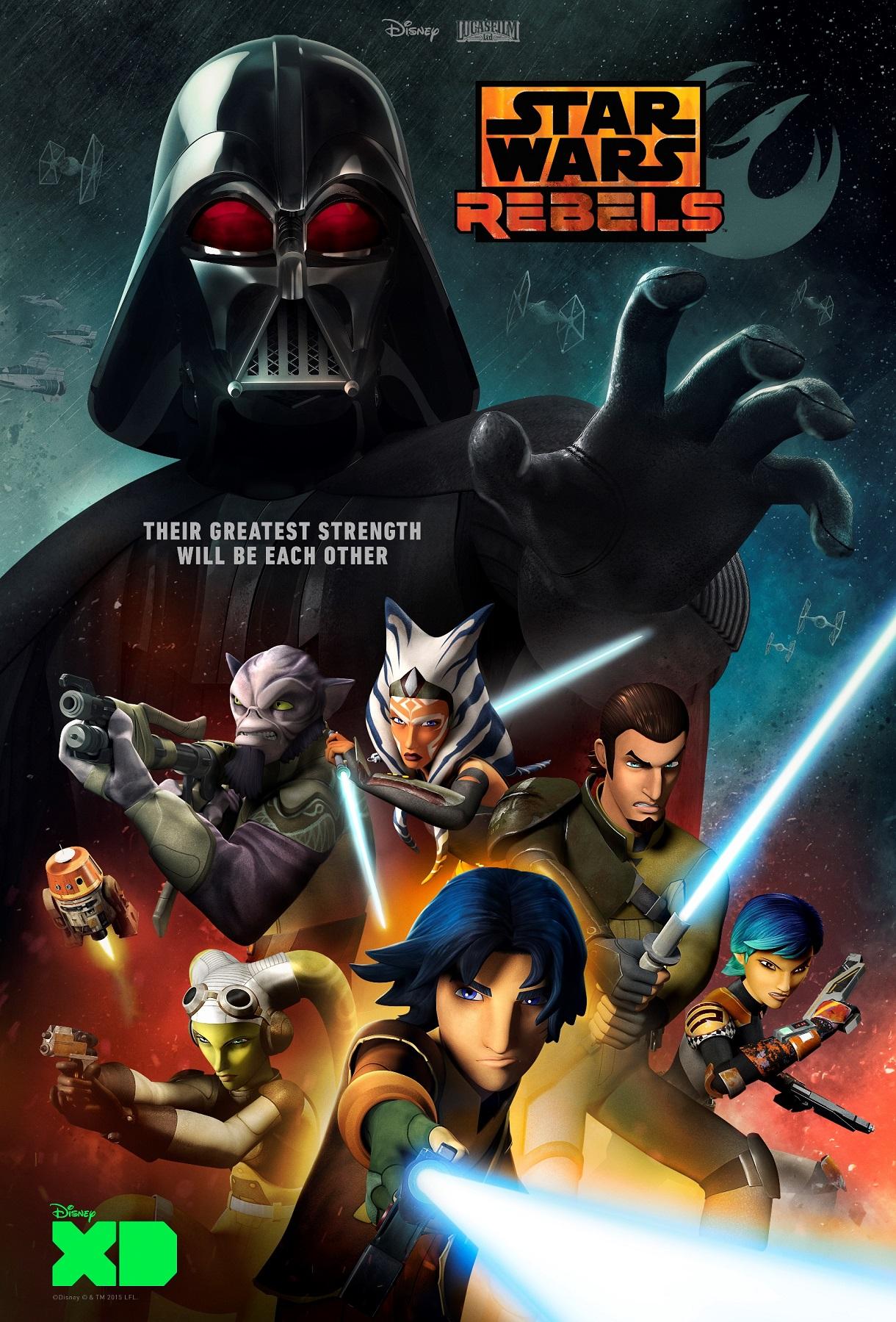 Star Wars - Rebels 02