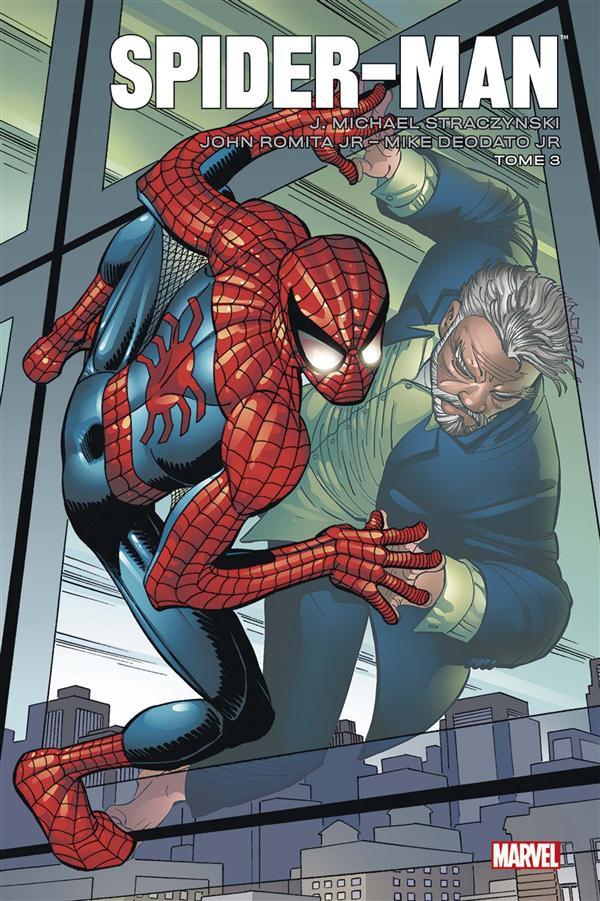 Spider-Man par J.M. Straczynski 3