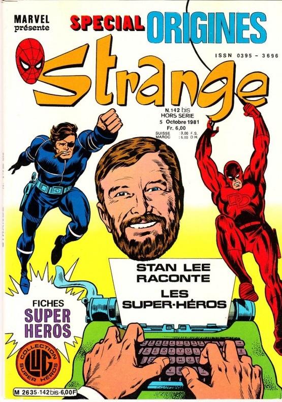 Spécial Strange Origines 142