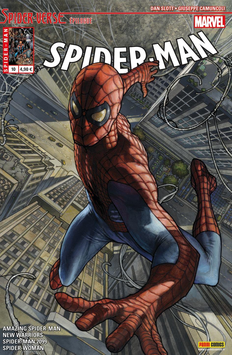 SPIDER-MAN 10 : SPIDER-VERSE ÉPILOGUE