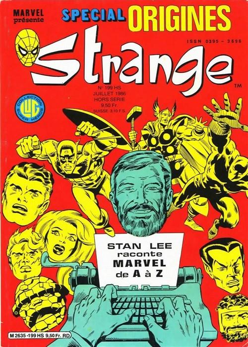 Spécial Strange Origines 199