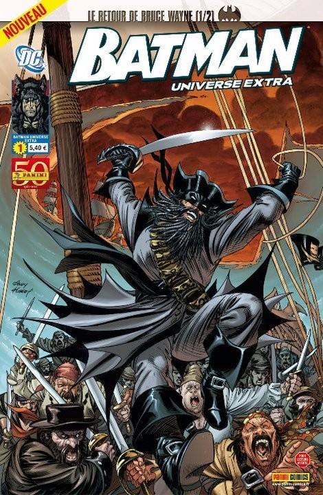 Batman Universe Extra 1