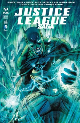 Justice League Saga #25
