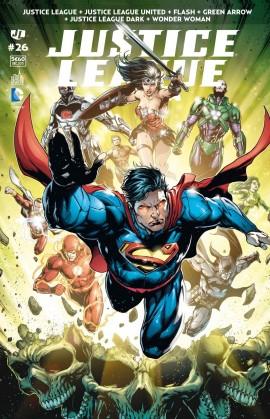 Justice League Saga #26
