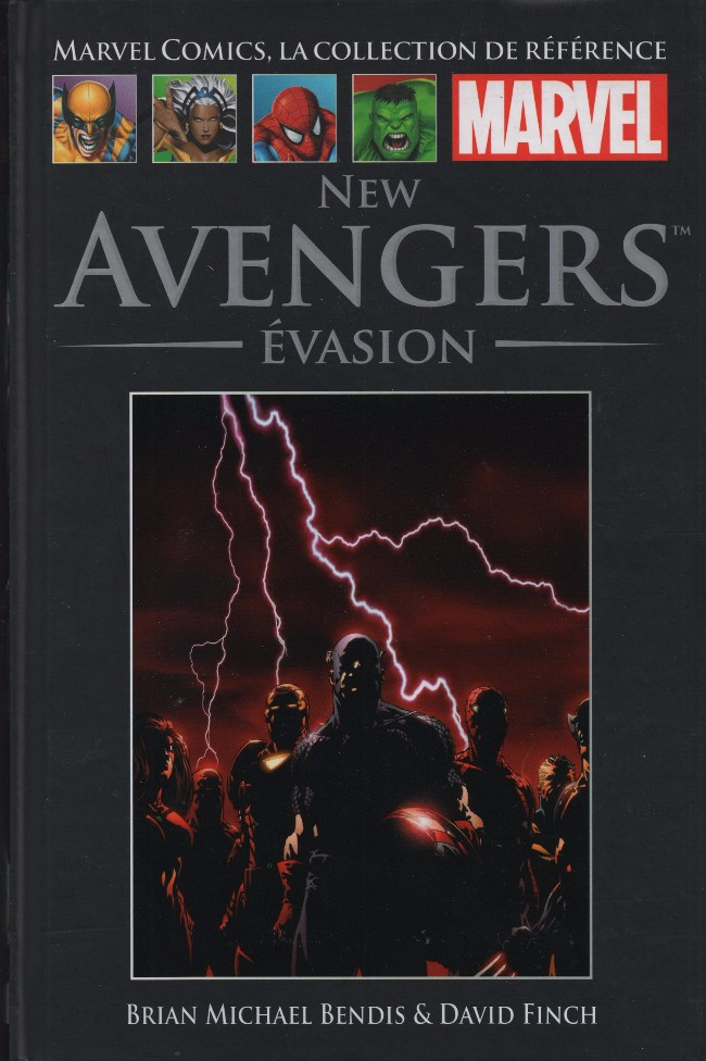 Tome 44: New Avengers - Break Out
