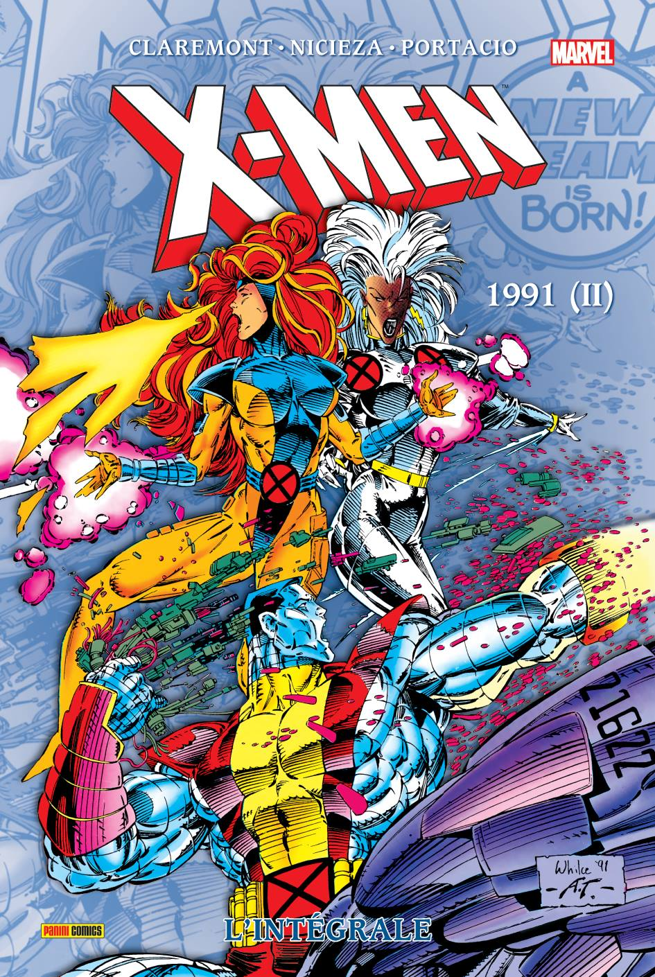 X-MEN : L'INTÉGRALE 1991 (II)