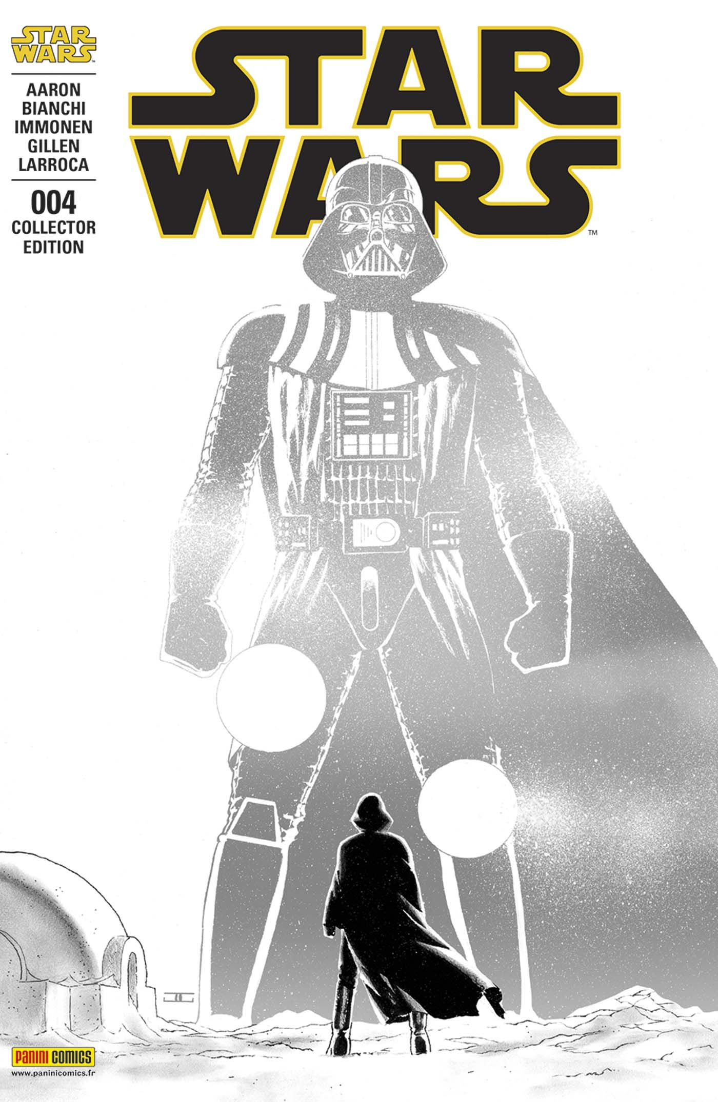 STAR WARS 4 (Collector obscur)