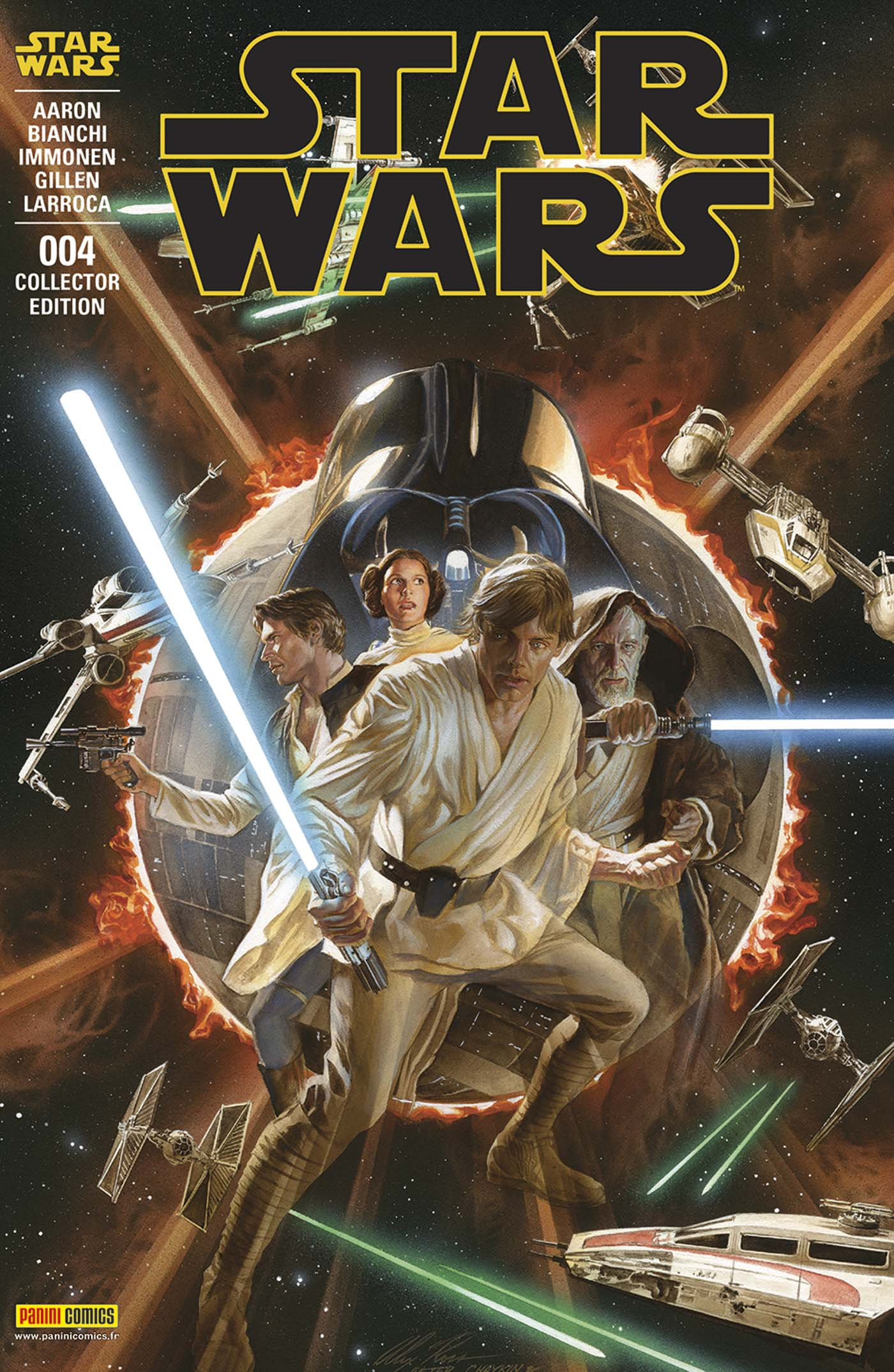 STAR WARS 4 (Collector lumineux)
