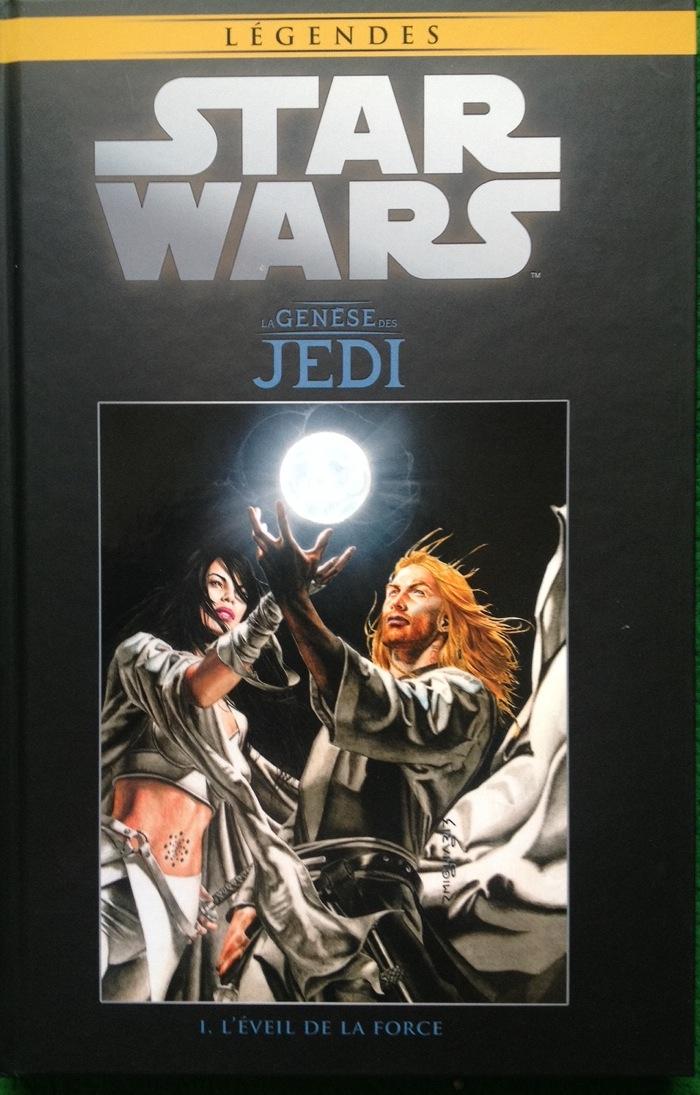 Tome 1 - La genèse des Jedi : L'éveil de la Force