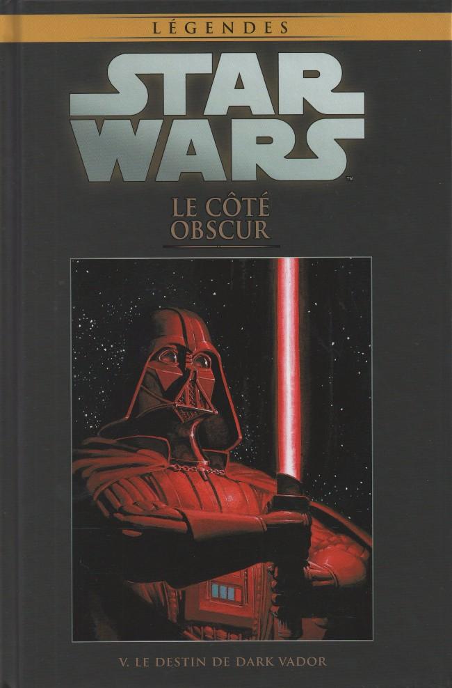 Tome 106 - Le Côté Obscur tome 5 : le Destin de Vador
