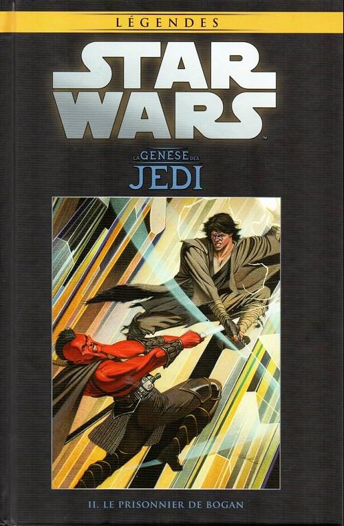 Tome 2 - La genèse des Jedi 2 : Le Prisonnier de Bogan