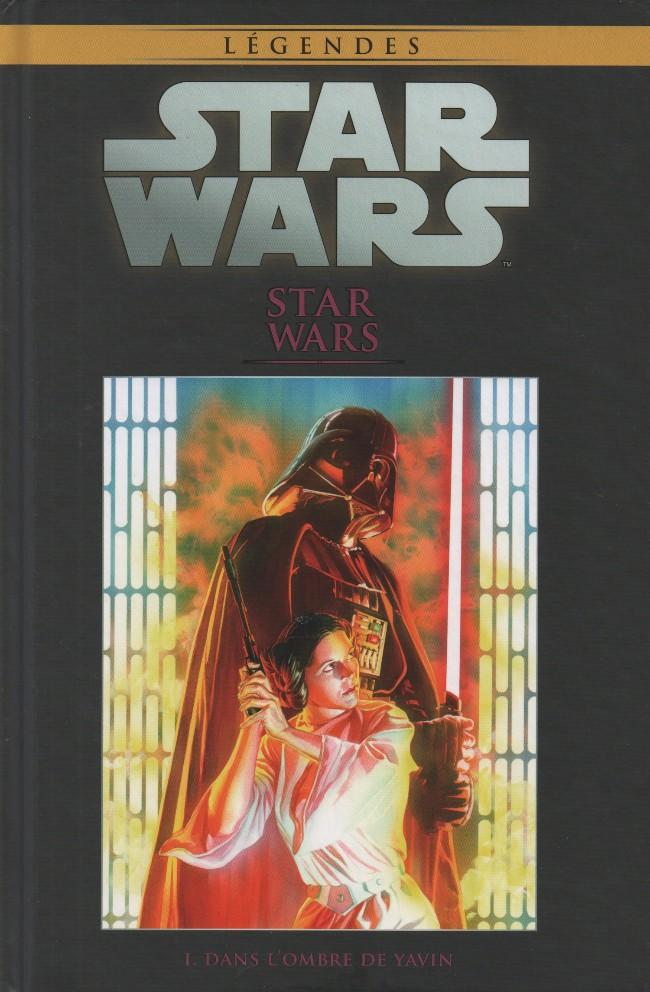Tome 54 - Star Wars Tome 1 : Dans l'Ombre de Yavin
