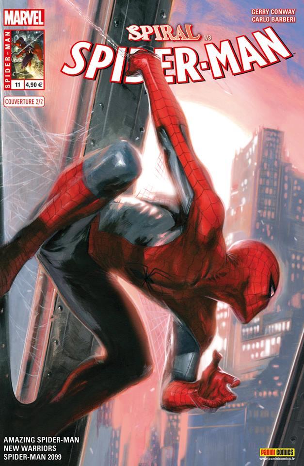 SPIDER-MAN 11 (Couv 2/2)