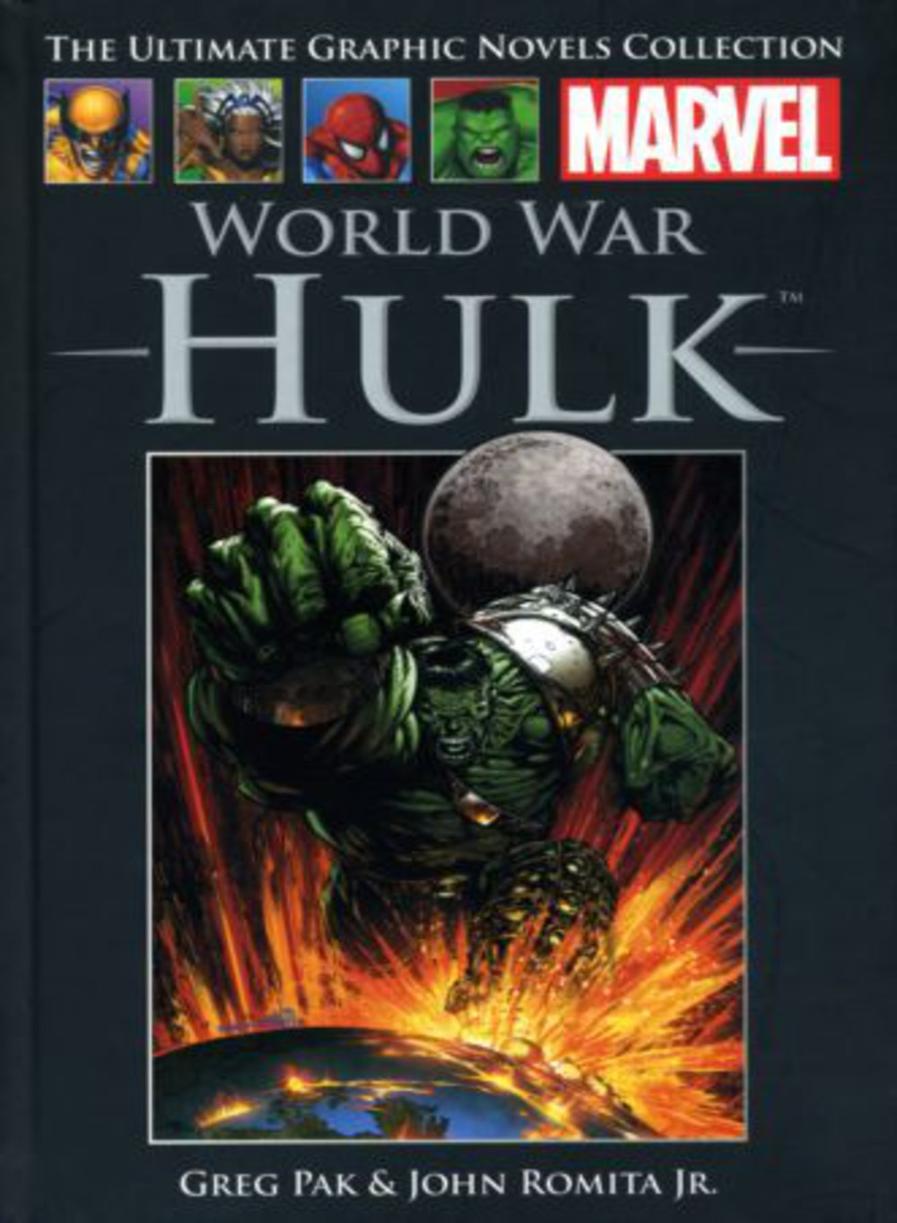 Tome 54 : World War Hulk