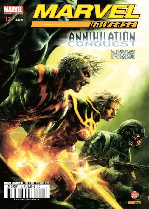 Marvel Universe 12