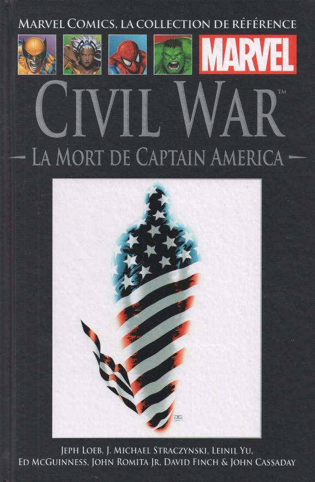 Tome 53 : Civil War - La Mort de Captain America