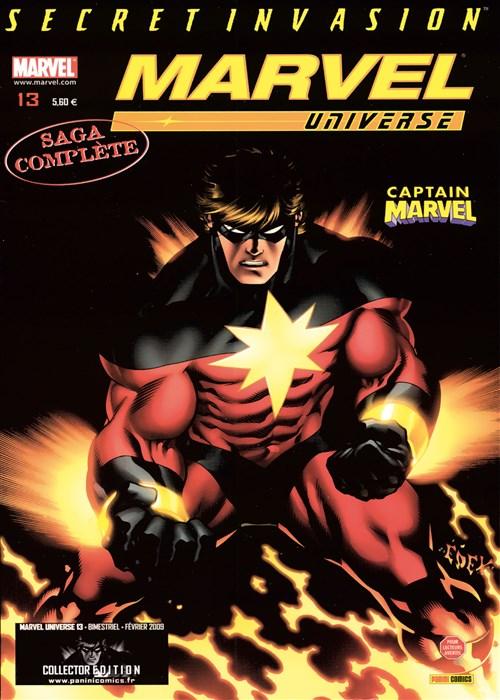 Marvel Universe 13