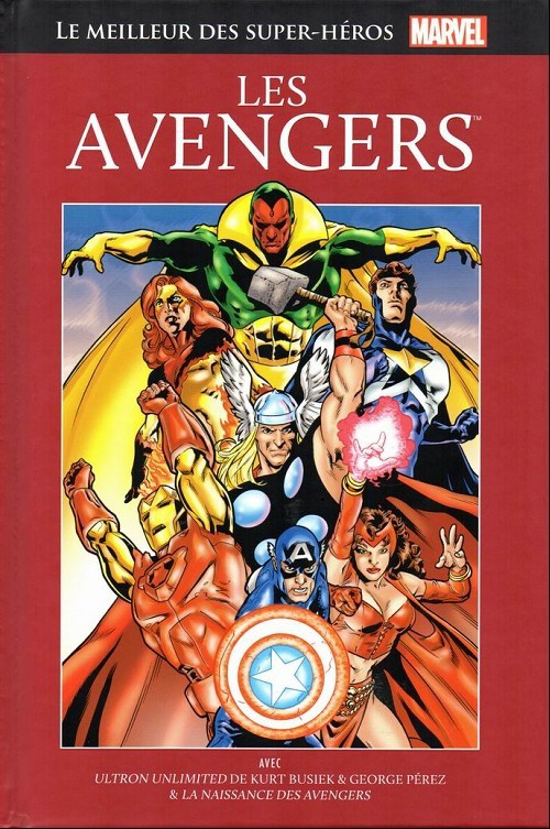 Tome 1  : Avengers