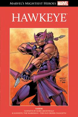 Tome 4 : Hawkeye