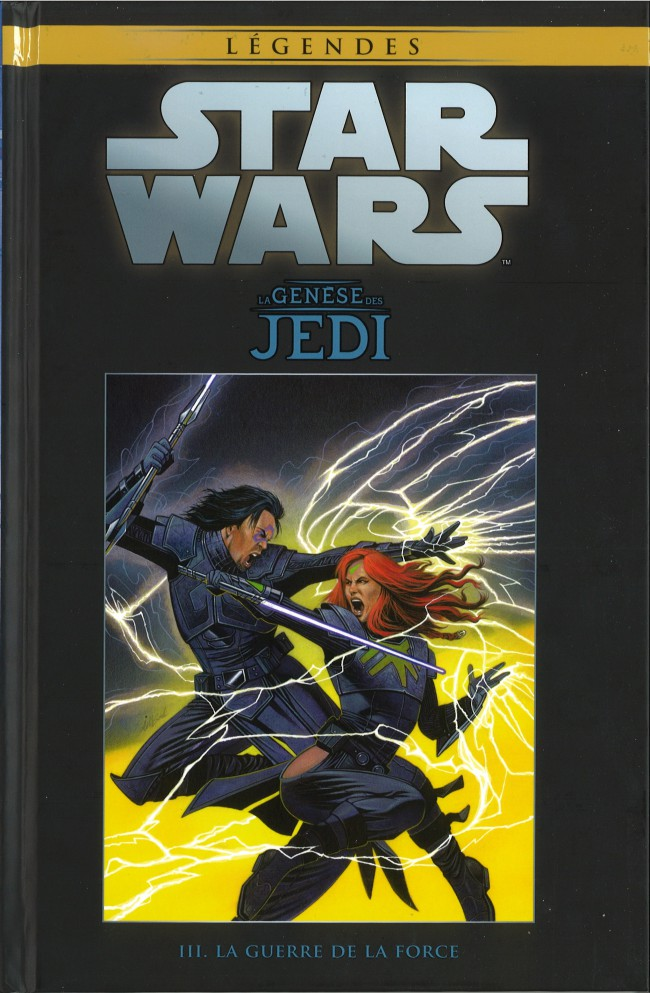 Tome 3 - La Genèse des Jedi 3 : la Guerre de la Force