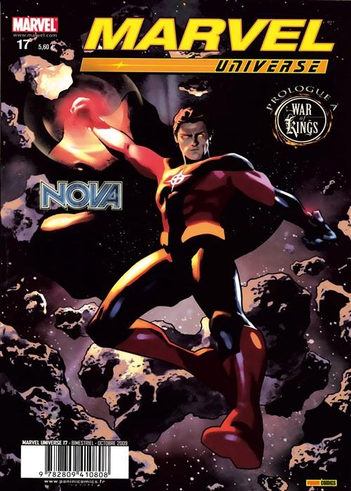 Marvel Universe 17