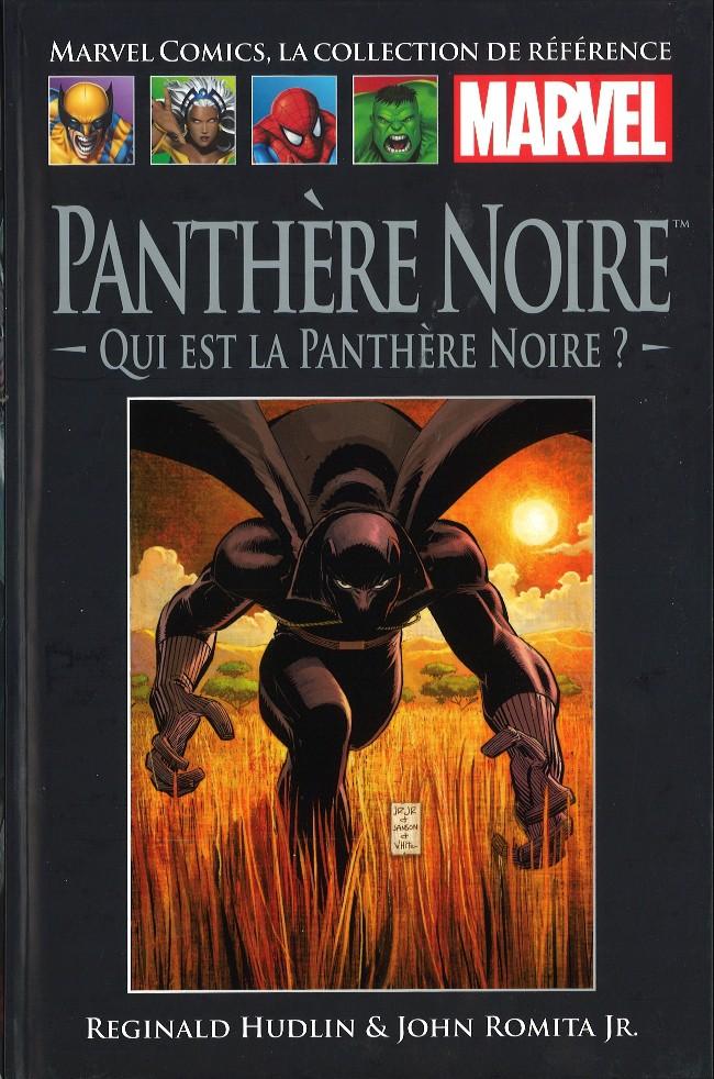 Tome 46 : Panthère Noire - Qui est la Panthère Noire?