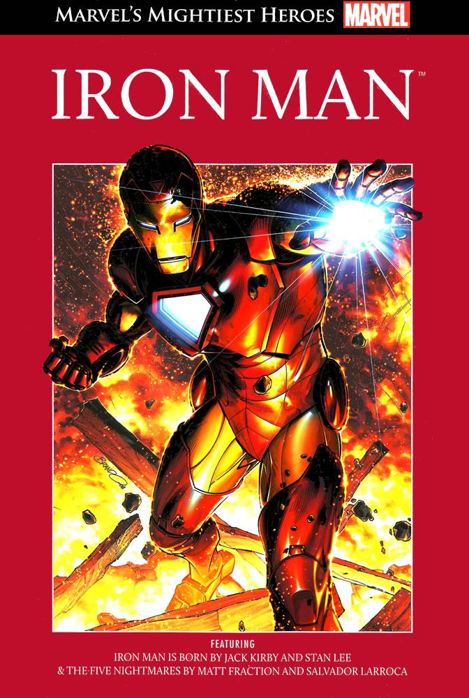 Tome 6 : Iron Man