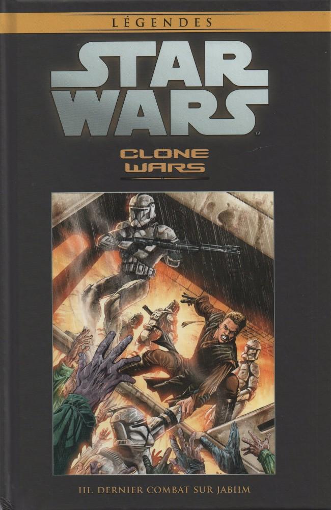 Tome 28 - Clone Wars Tome 3 : Dernier Combat sur Jabiim