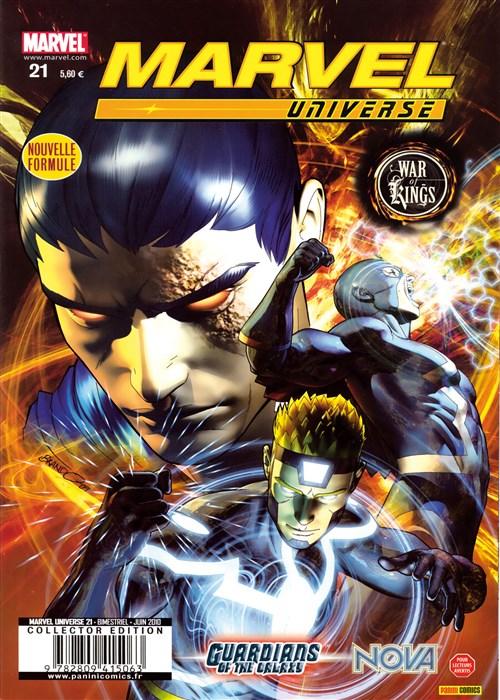 Marvel Universe 21
