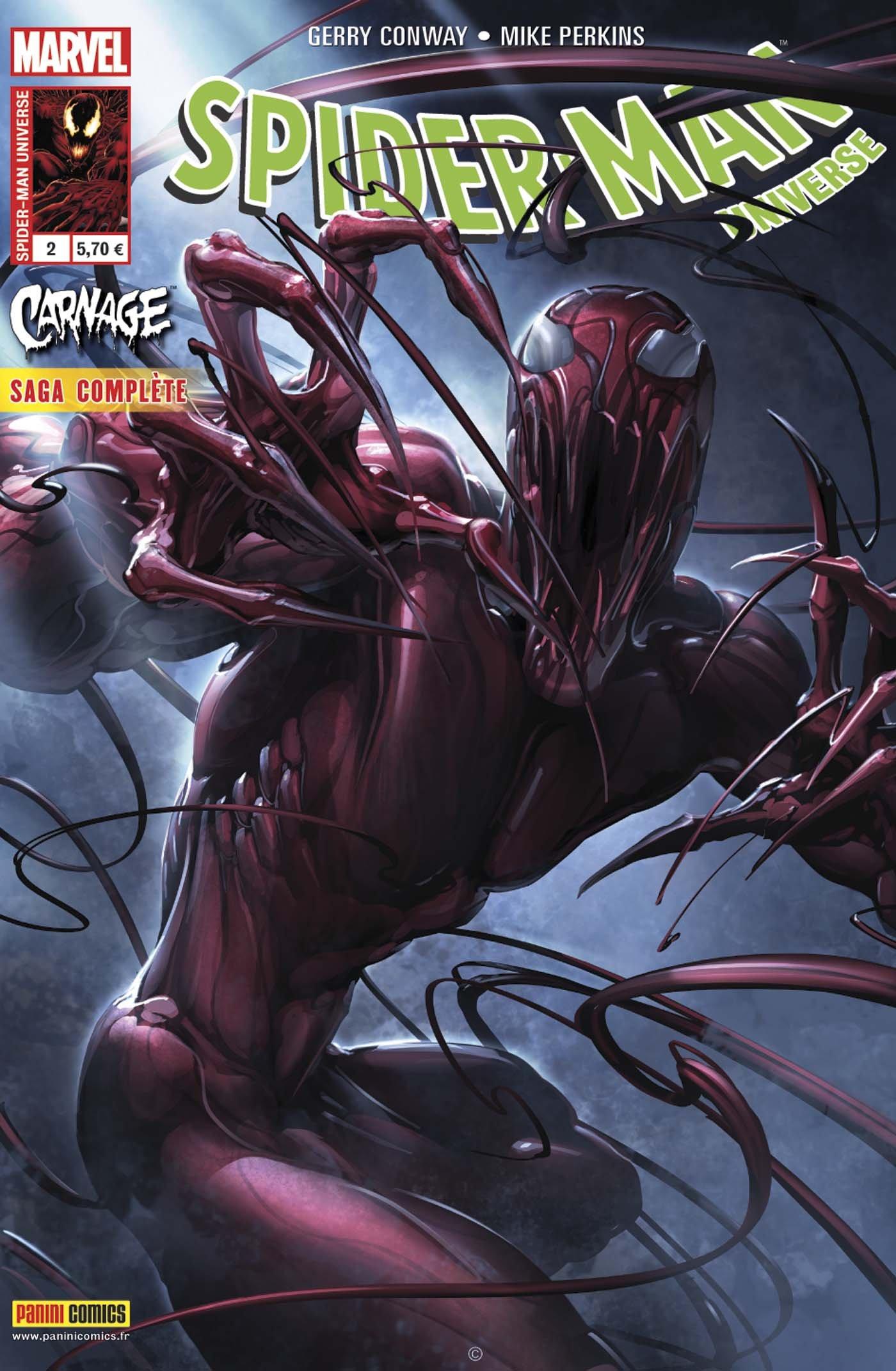 SPIDER-MAN UNIVERSE 2 : CARNAGE