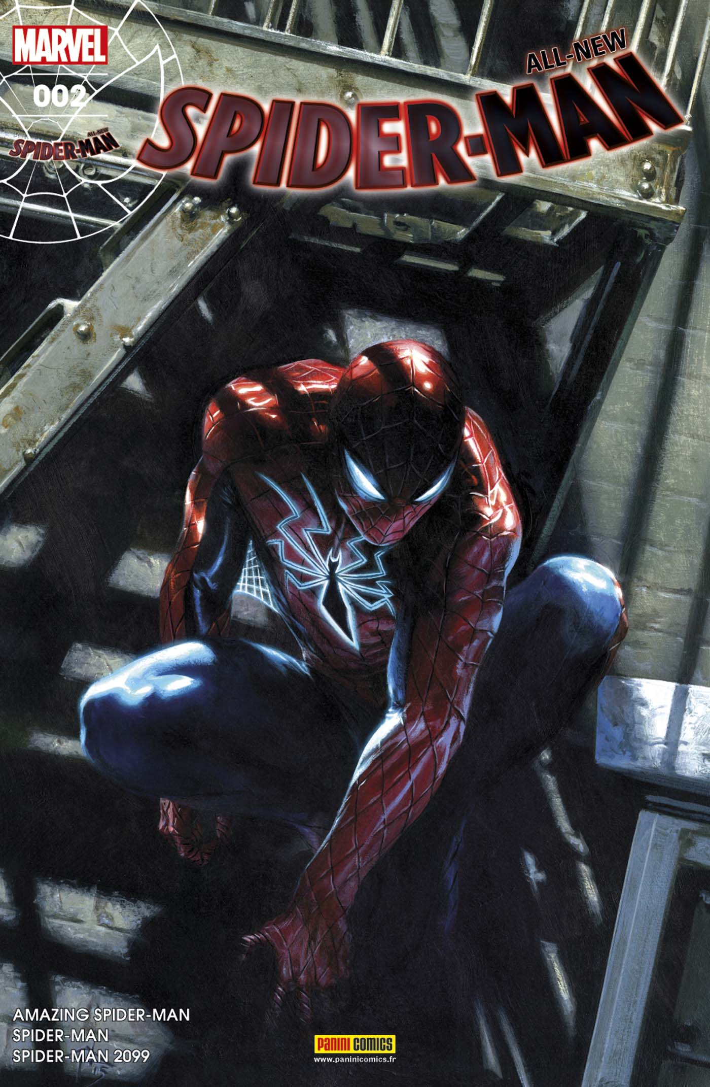 ALL-NEW SPIDER-MAN 2