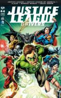JUSTICE LEAGUE UNIVERS tome 4