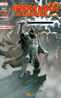 ALL-NEW IRON MAN & AVENGERS HORS SERIE 1 : LE CHEVALIER NOIR