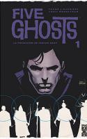 Five Ghosts Tome 1 : La Possession De Fabian Gray