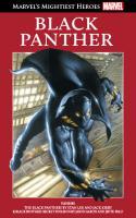 Le meilleur des super-héros Marvel - 22 - Black Panther