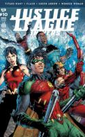 JUSTICE LEAGUE UNIVERS tome 10