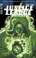JUSTICE LEAGUE UNIVERS HORS SERIE tome 3