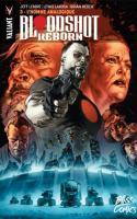 Bloodshot Reborn Tome 3: L'homme Analogique