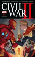 CIVIL WAR II 1 (Couv 1/3)