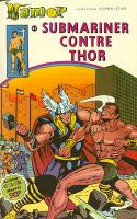Namor 4 - Submariner Contre Thor