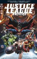 JUSTICE LEAGUE UNIVERS tome 12