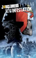 JUDGE DREDD / ALIENS : INFESTATION - Édition Hardcore
