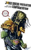 Judge Dredd / Predator : Confrontation - Édition Hardcore